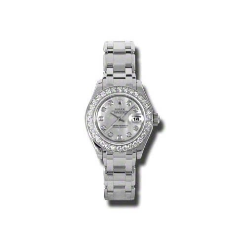 Masterpiece Oyster Perpetual Lady-Datejust Pearlmaster 80299 md