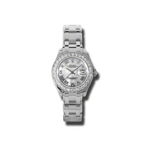 Masterpiece Oyster Perpetual Lady-Datejust Pearlmaster 80299 mr