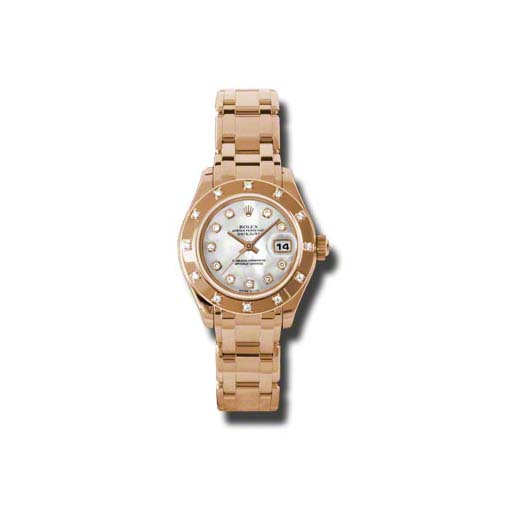 Masterpiece Oyster Perpetual Lady-Datejust Pearlmaster 80315 md
