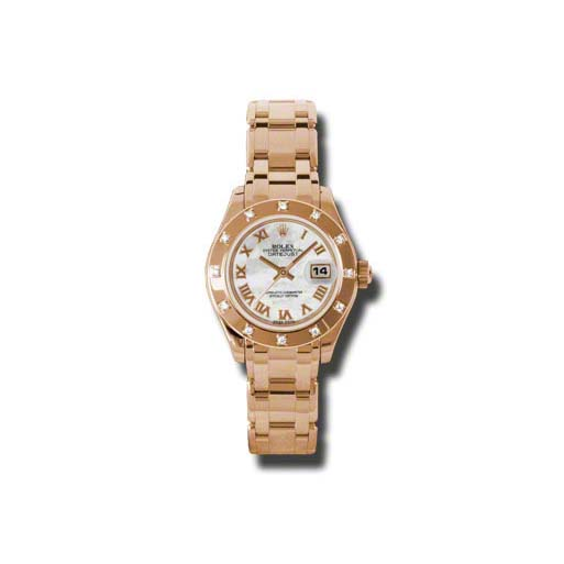 Masterpiece Oyster Perpetual Lady-Datejust Pearlmaster 80315 mr