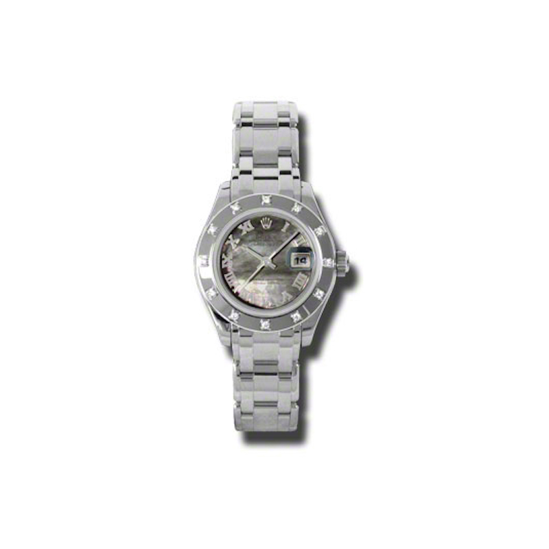 Masterpiece Oyster Perpetual Lady-Datejust Pearlmaster 80319 dkmr