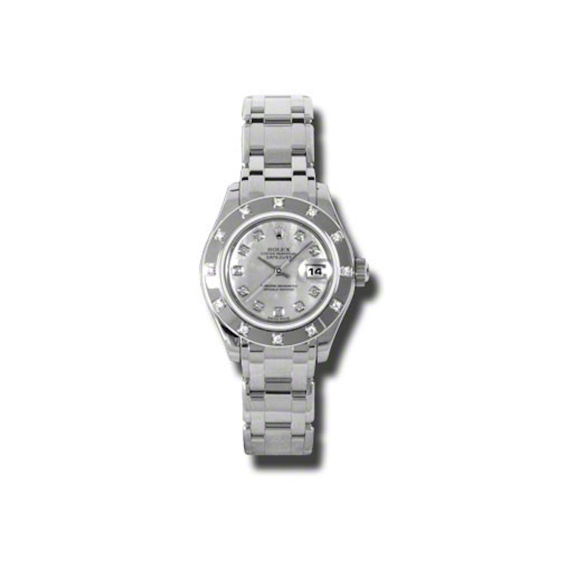 Masterpiece Oyster Perpetual Lady-Datejust Pearlmaster 80319 md