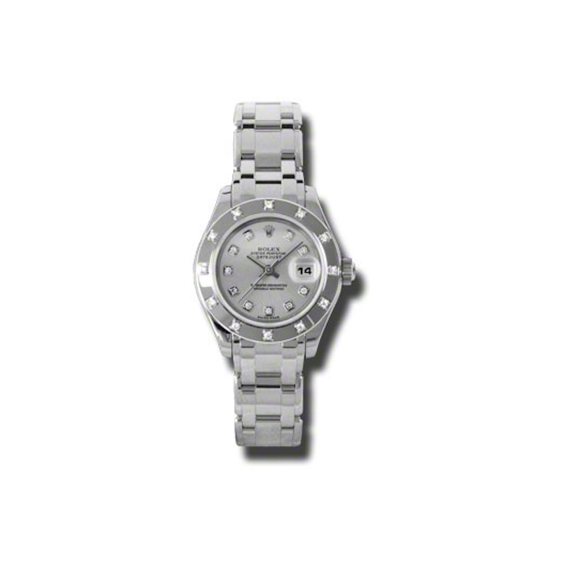 Masterpiece Oyster Perpetual Lady-Datejust Pearlmaster 80319 sd