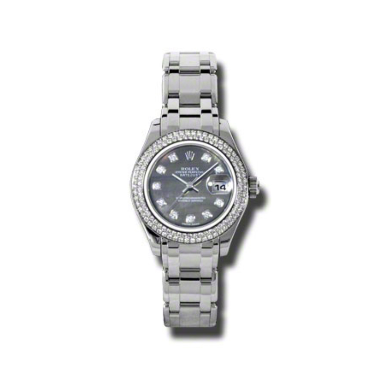 Masterpiece Oyster Perpetual Lady-Datejust Pearlmaster 80339 dkmd