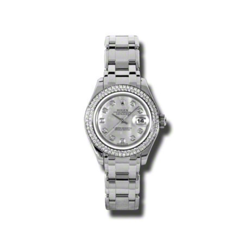 Masterpiece Oyster Perpetual Lady-Datejust Pearlmaster 80339 md