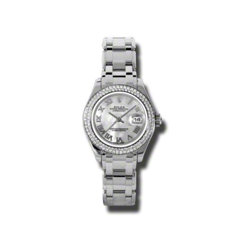 Masterpiece Oyster Perpetual Lady-Datejust Pearlmaster 80339 mr