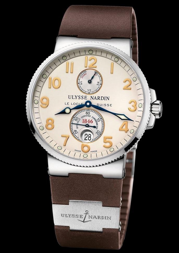 Maxi Marine Chronometer 41mm 263-66-3/60