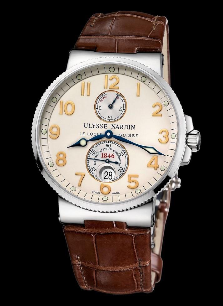 Maxi Marine Chronometer 41mm 263-66/60