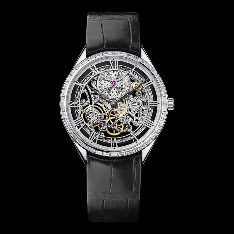 Métiers d'Art Mécaniques Ajourées High Jewelry 82620/000G-9924