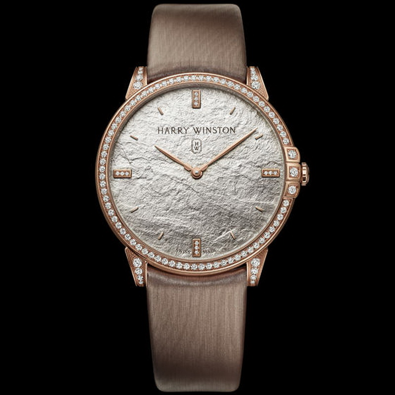 Midnight Monochrome 39mm MIDQHM39RR004 (Rose Gold)