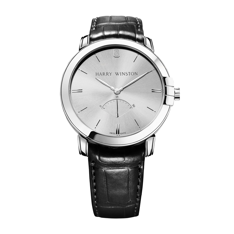 Midnight Retrograde Second Automatic 42 mm MIDARS42WW001 (White Gold)