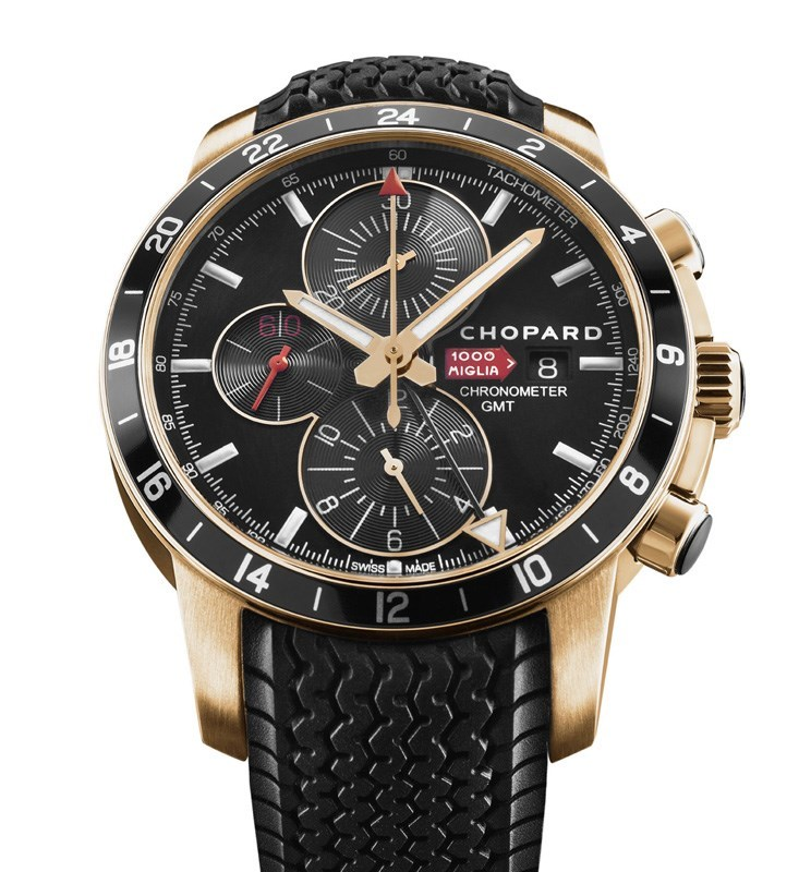 Mille Miglia Chrono GMT 2012 161288-5001