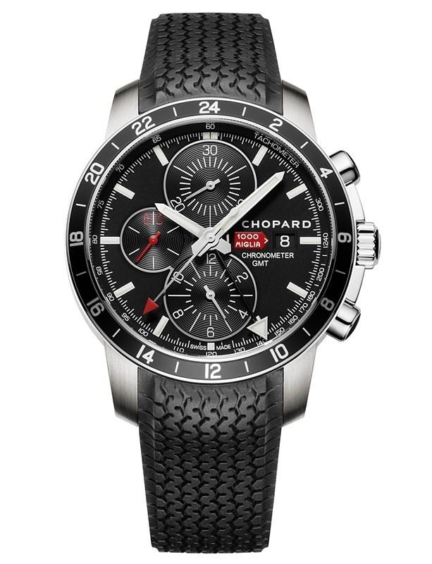 Mille Miglia Chrono GMT 2012 168550-3001