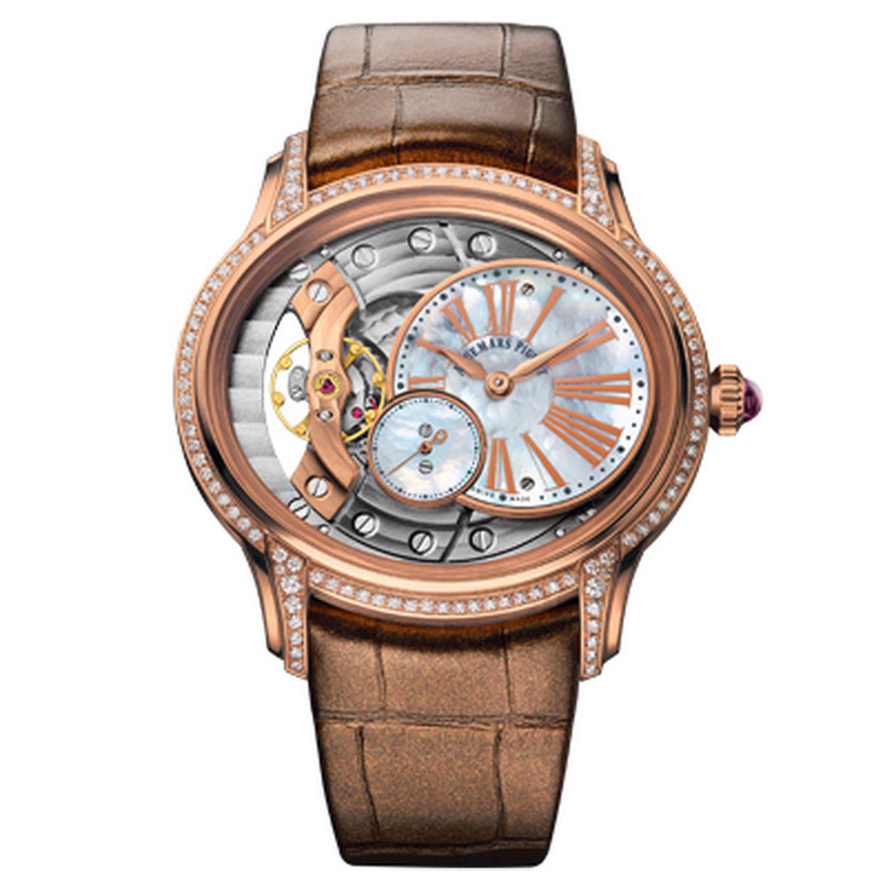 Millenary Hand-Wound 77247OR.ZZ.A812CR.01 (Rose Gold)