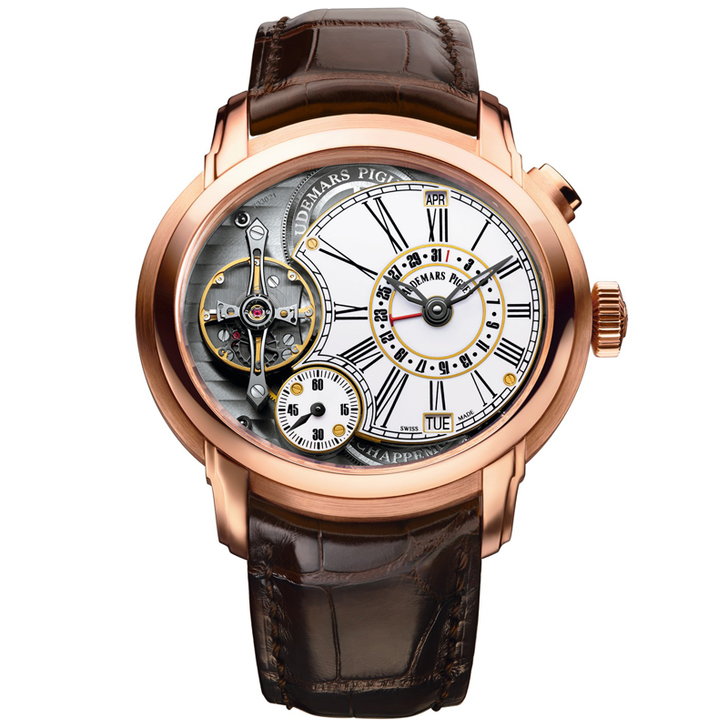 Millenary Quadriennium 26149OR.OO.D803CR.01 (Rose Gold)