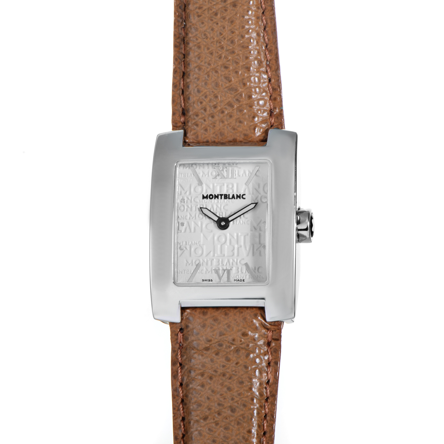 Ladies Stainless Steel Quartz Watch 7047