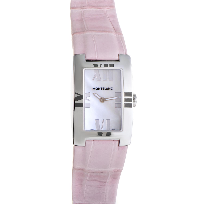 Ladies Stainless Steel Quartz Watch 7183
