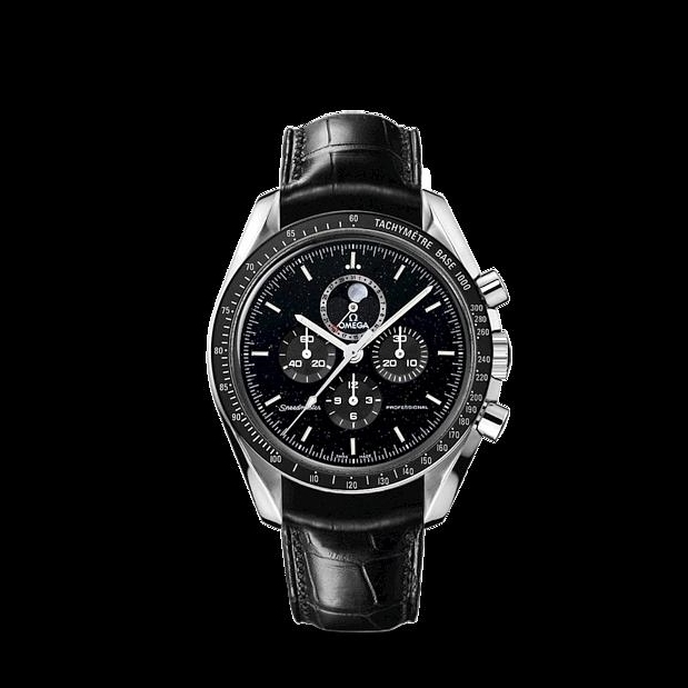 Moonwatch Professional Moonphase Chronograph 311.33.44.32.01.001