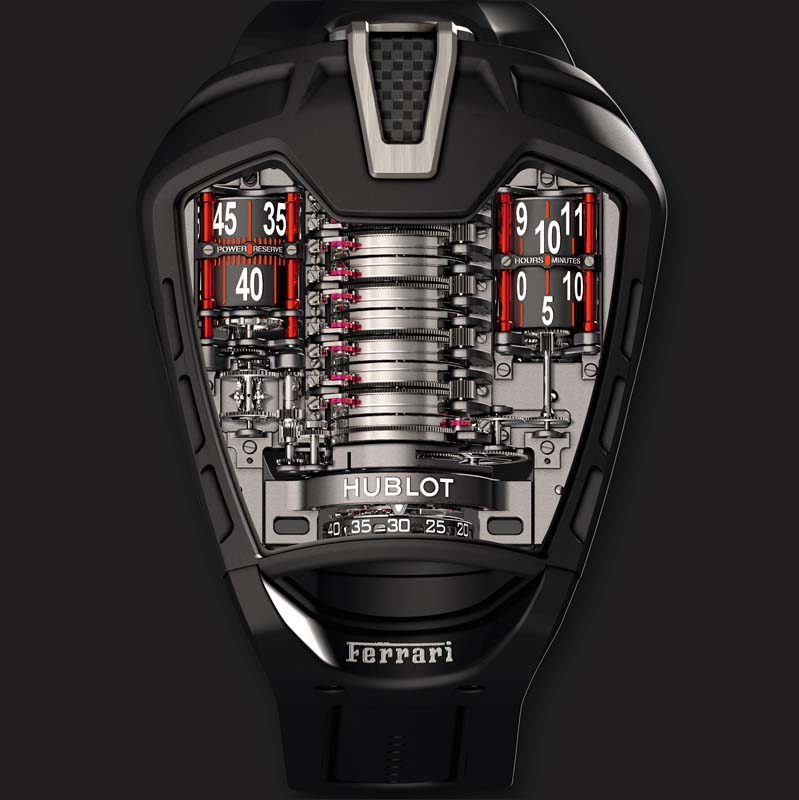 Hublot Masterpiece Mp 05 Laferrari