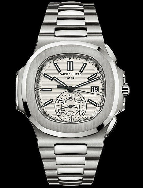 Nautilus Chronograph Stainless Steel 5980/1A-019