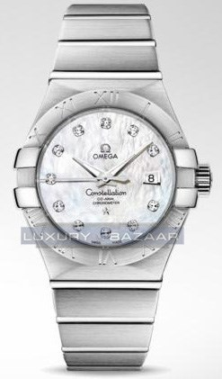 Constellation Co-Axial 31mm 123.10.31.20.55.001