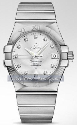Constellation Brushed Chronometer 123.10.35.20.52.001