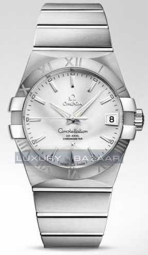 Constellation Brushed Chronometer 123.10.38.21.02.001