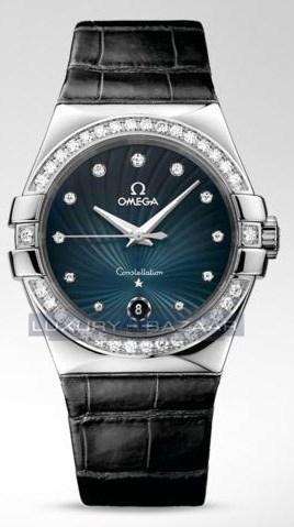 Constellation Quartz 35mm 123.18.35.60.56.001