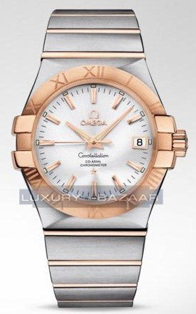 Constellation Chronometer 123.20.35.20.02.001