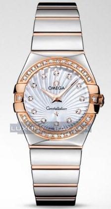 Constellation Polished Quartz with Diamonds 123.25.27.60.55.006