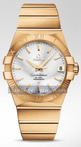 Constellation Chronometer 123.50.38.21.02.002