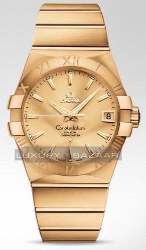 Constellation Chronometer 123.50.38.21.08.001