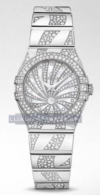 Constellation Luxury Edition with Diamonds 123.55.24.60.55.012