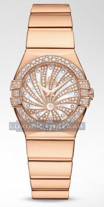 Constellation Quartz 24mm Luxury Edition 123.55.24.60.55.013