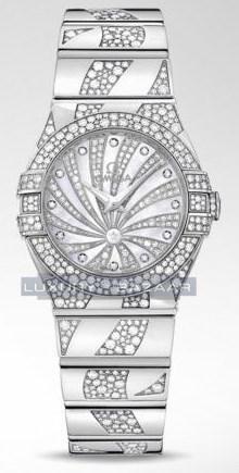 Constellation Luxury Edition with Diamonds 123.55.27.60.55.012