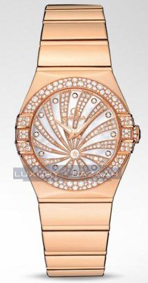 Constellation Luxury Edition with Diamonds 123.55.27.60.55.013