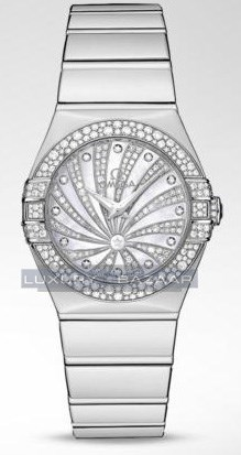 Constellation Luxury Edition with Diamonds 123.55.27.60.55.014