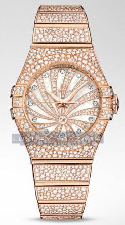 Constellation Co-Axial 31mm Luxury Edition 123.55.31.20.55.006