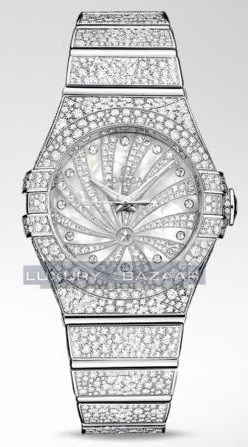 Constellation Luxury Edition with Diamonds 123.55.31.20.55.007
