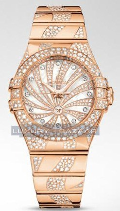 Constellation Co-Axial 31mm Luxury Edition 123.55.31.20.55.008