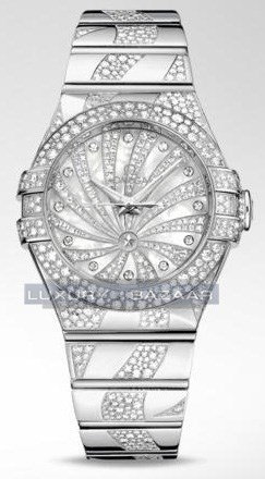 Constellation Co-Axial 31mm Luxury Edition 123.55.31.20.55.009