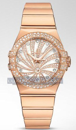 Constellation Co-Axial 31mm Luxury Edition 123.55.31.20.55.010