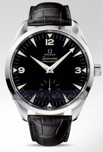 Seamaster Railmaster XXL Chronometer 221.53.49.10.01.002
