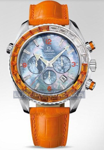 Seamaster Specialities Jewellery Chronograph 222.28.46.50.57.001