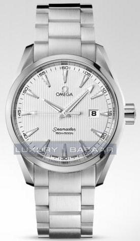 Seamaster Aqua Terra Quartz 231.10.39.61.02.001