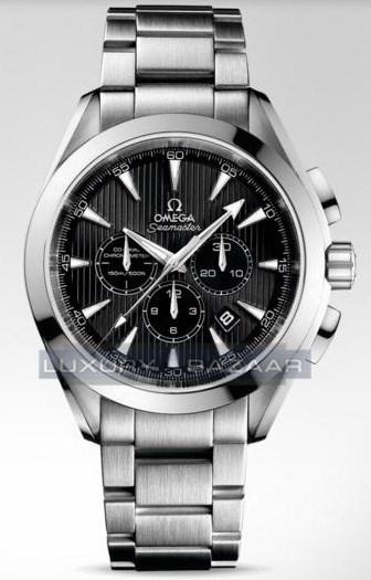 Seamaster Aqua Terra Chronograph 231.10.44.50.01.001