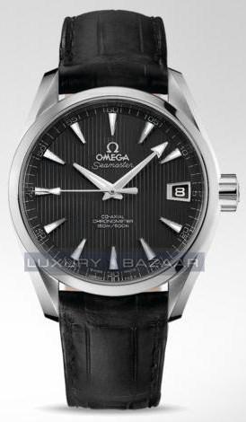 Seamaster Aqua Terra Mid Size Chronometer 23113392106001