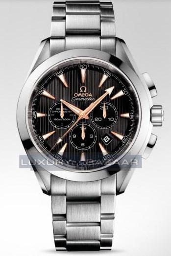 Seamaster Aqua Terra Chronograph 231.50.44.50.01.001