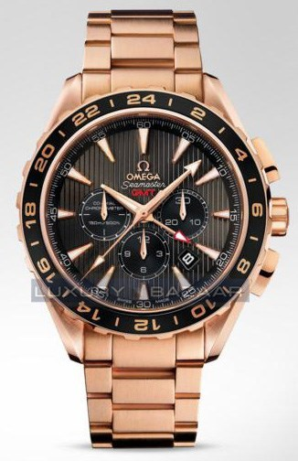 Seamaster Aqua Terra GMT Chronograph 231.50.44.52.06.001