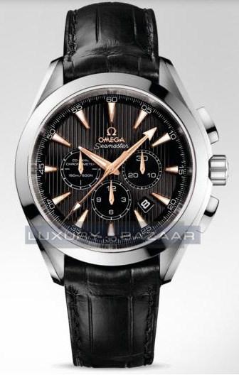 Seamaster Aqua Terra Chronograph 231.53.44.50.01.001